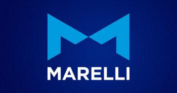 The new MARELLI logo