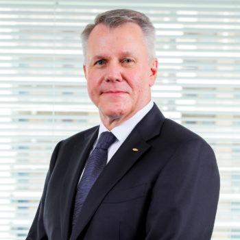 MARELLI CEO Beda Bolzenius