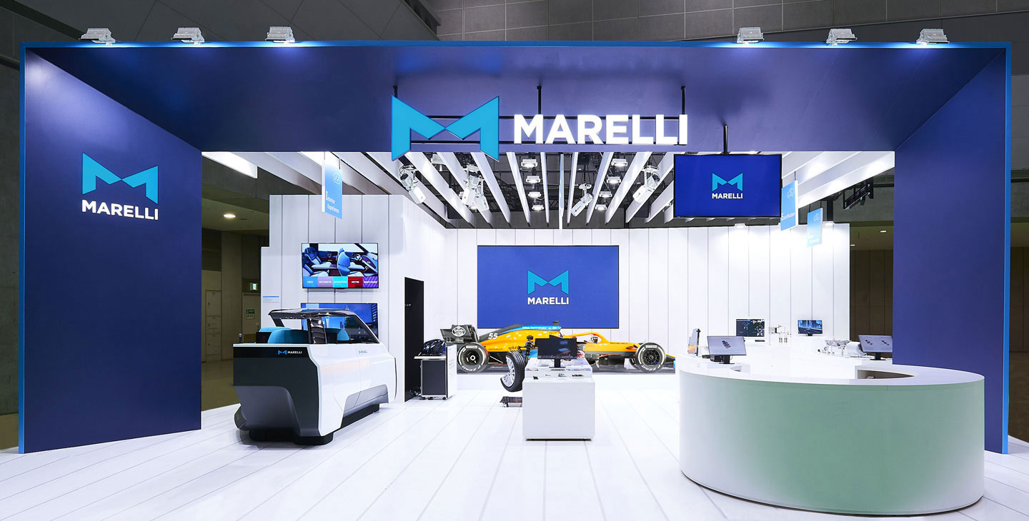Marelli Powering Progress Together