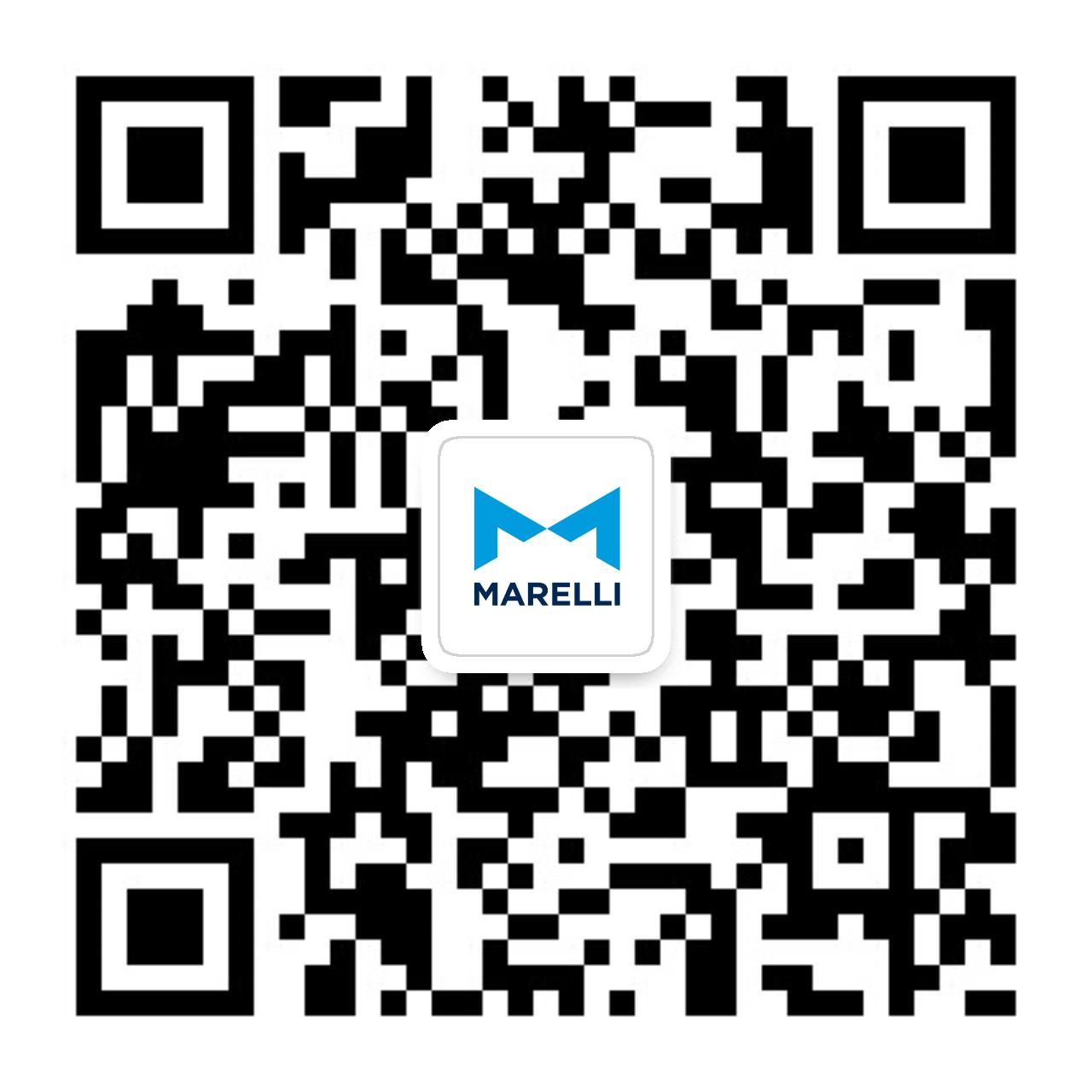 MARELLI WeChat QR Code