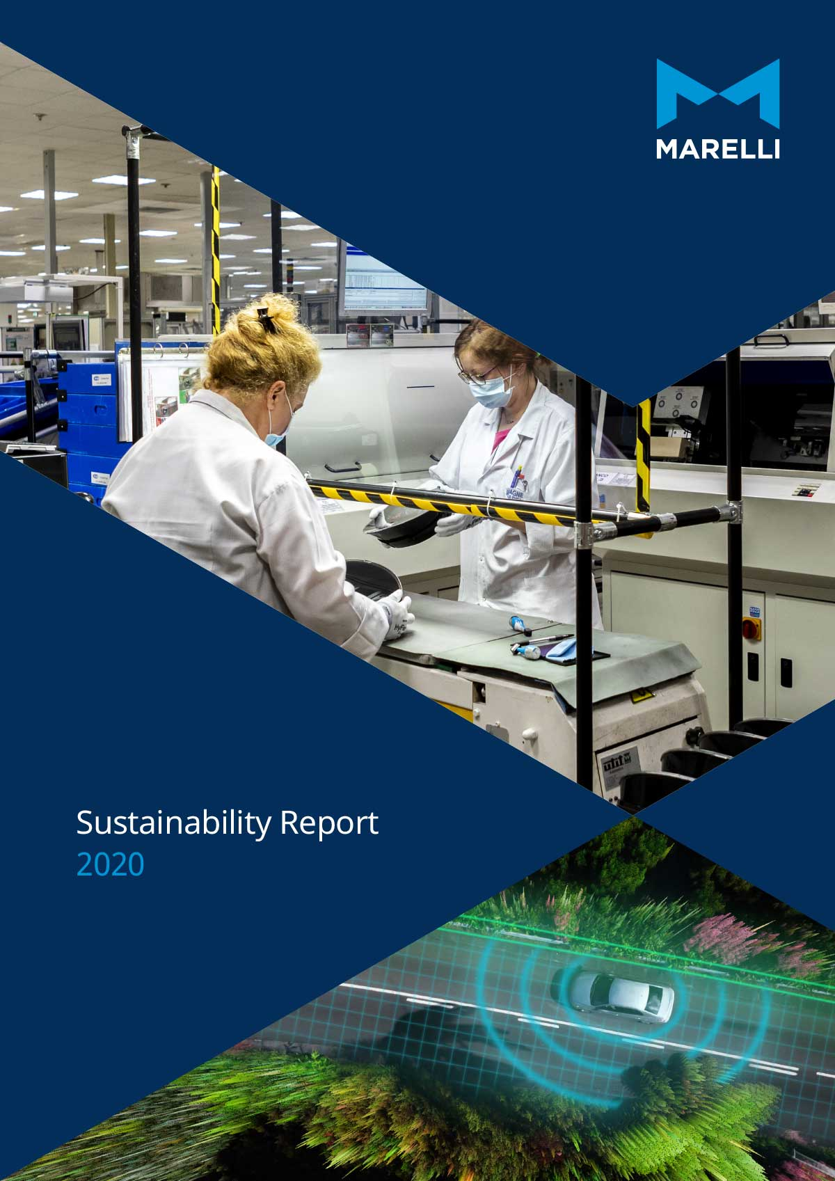 MARELLI Group Sustainability Report 2020